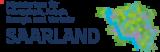 Logo und externer Link zur Webseite von Ministerium für Wirtschaft, Arbeit, Energie und Verkehr Saarland