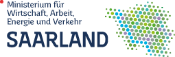 Logo von Ministerium für Wirtschaft, Arbeit, Energie und Verkehr Saarland