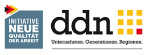Logo und externer Link zur Webseite von Das Demographie Netzwerk