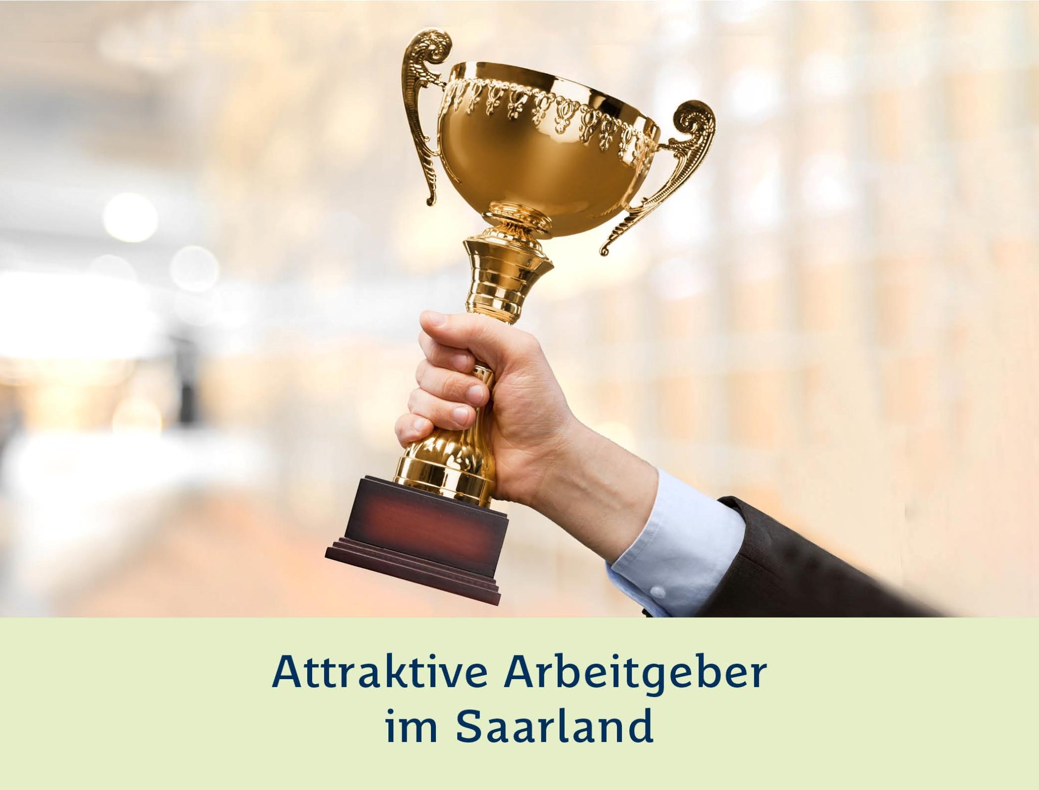 Attraktive Arbeitgeber im Saarland