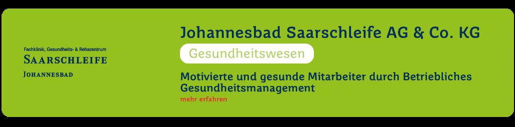 Demografie-Netzwerk-Saar Johannesbad Saarschleife AG & co.KG