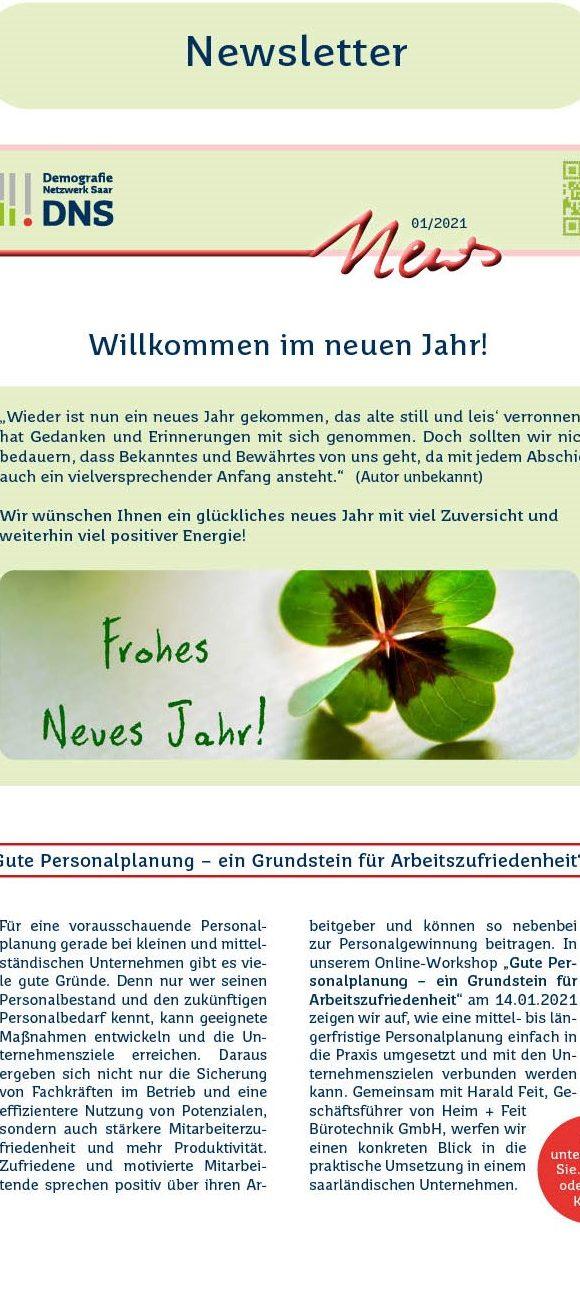 Newsletter Jan 21 ms